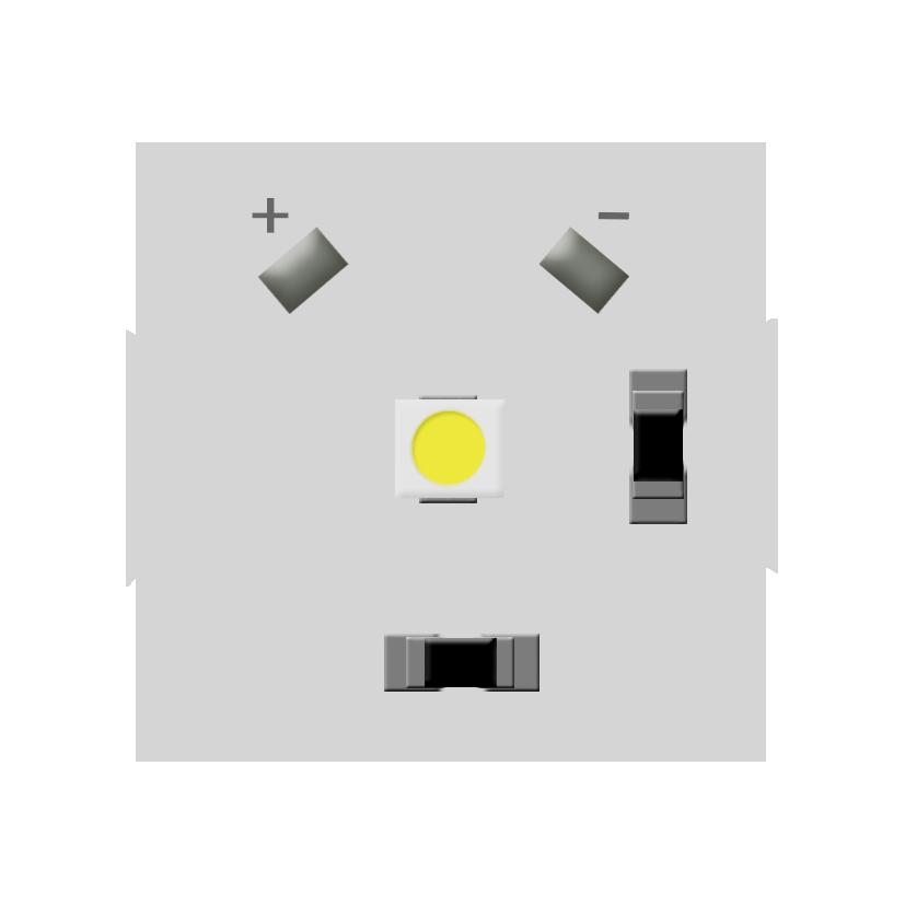 Moduł oświetleniowy LED