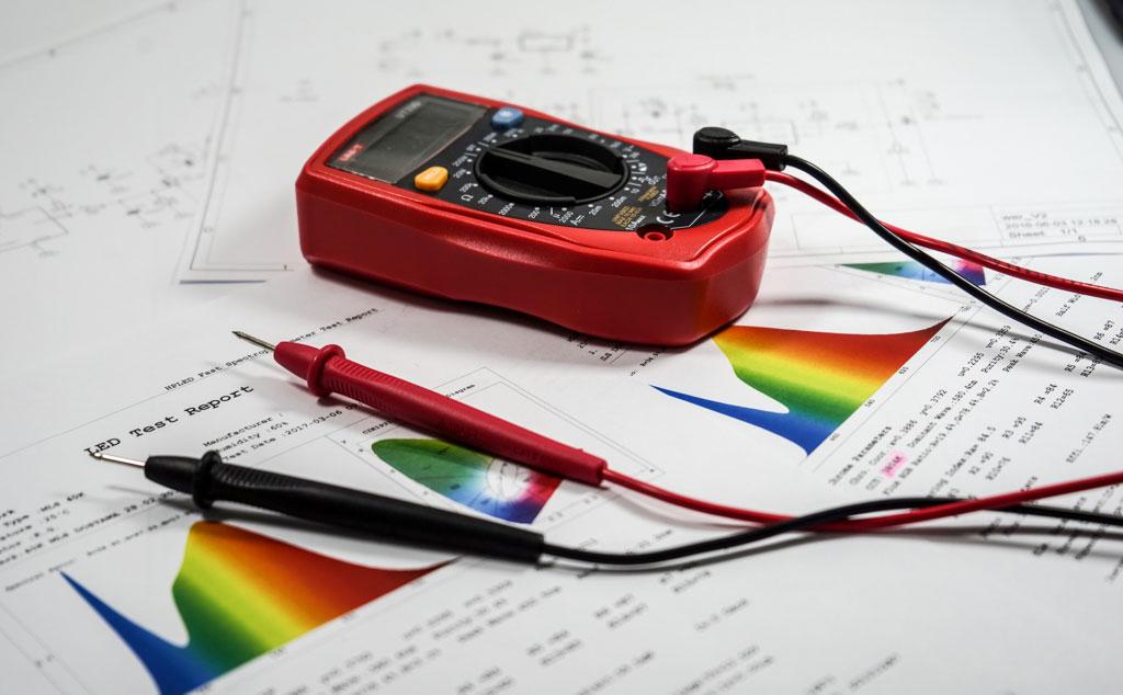 Badania elektroniki