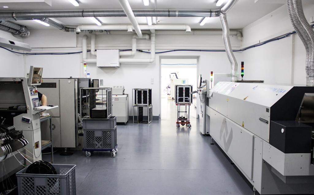 Produkcja elektroniki - CREATRONIC