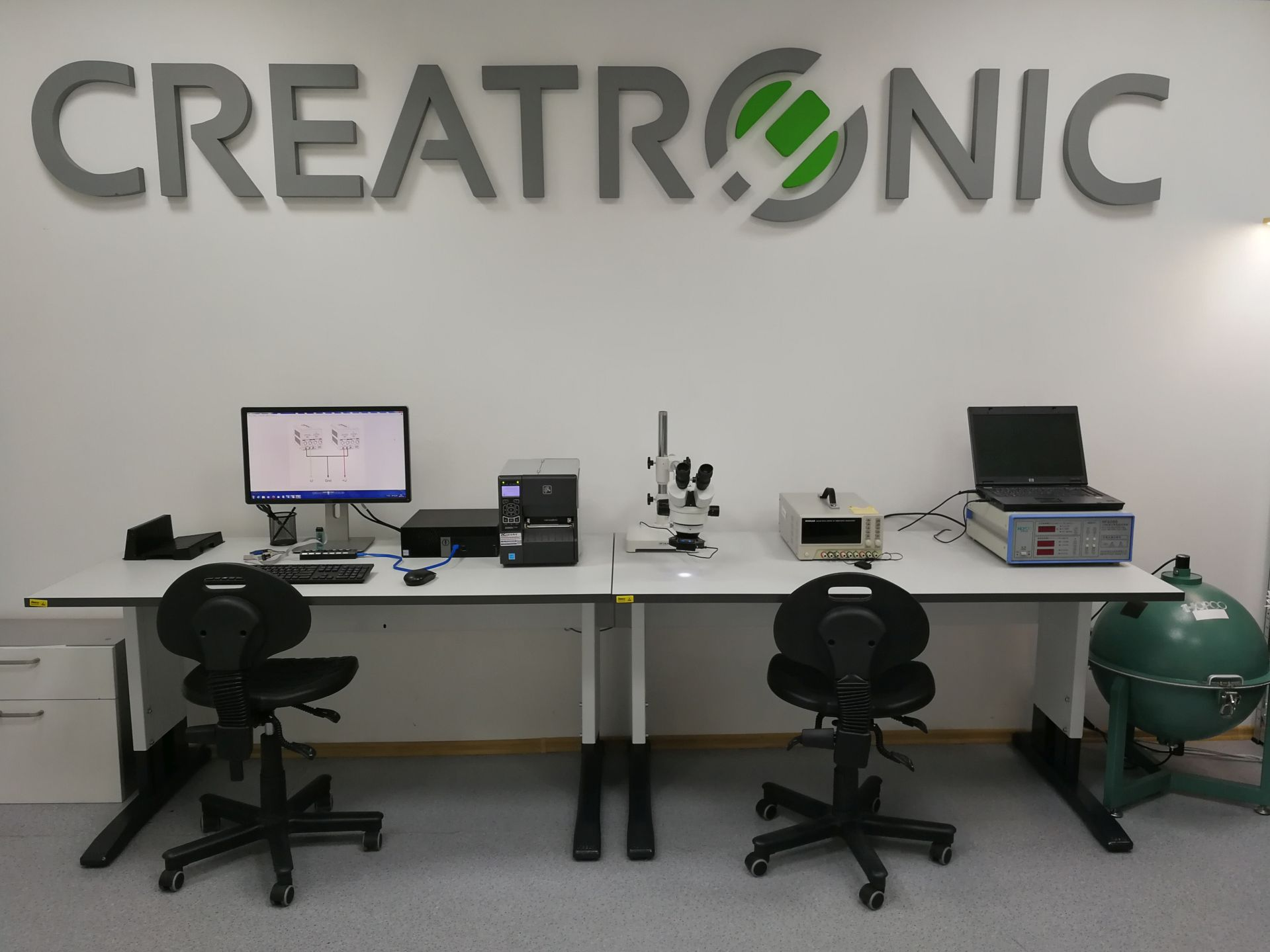 Creatronic - producent elektroniki, taśm LED, modułów LED.